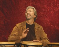 percussionist Luis Conte