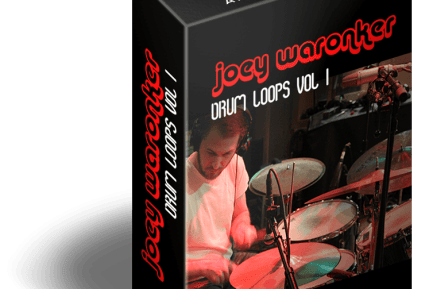 "The Loop Loft Releases ""Joey Waronker Drums"""