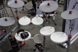 Electronic Drums at PASIC 2013