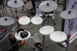 Electronic Drums at PASIC 2013
