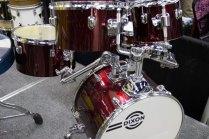 Dixon Drums at PASIC 2013