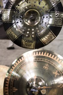 Sabian Cymbals at PASIC 2013