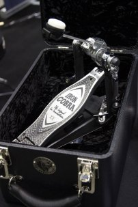 Iron Cobra Pedal at PASIC 2013