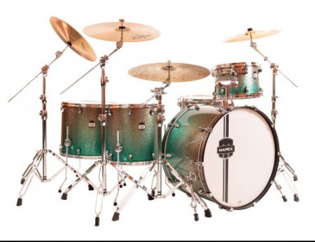 Mapex MyDentity Kits Now Available With Premium Heads and SONIClear Bearing Edges