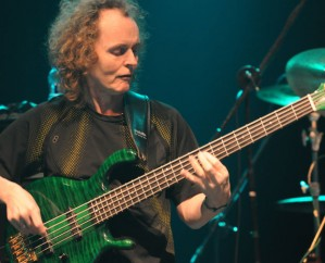 Bass Player Mark Egan