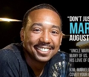 Marvin McQuitty Jr Service