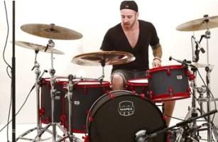 Drummer Matt Halpern