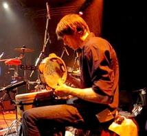 Mattt Kilmer with Haale drummer blog