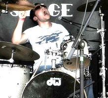 Michael Mignano of The Canon Logic drummer blog