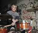 Drummer Mike Bennett