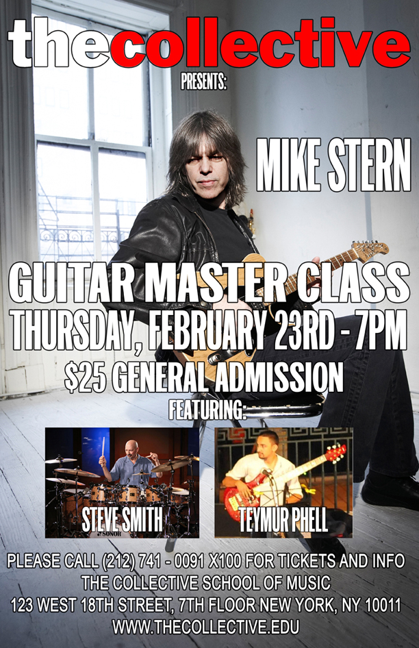 Mike Stern Event