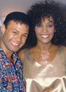 Whitney Houston Percussionist Narada Michael Walden