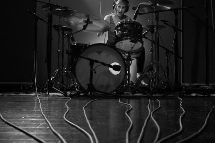 Drummer Blog: The Singles' Nicky Veltman Talks About Life on the Road