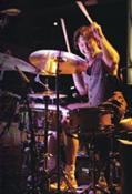 Drummer Sean O'Rourke