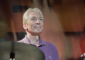 Rolling Stones drummer Charlie Watts will be playing the Iridium jazz club in New York City.