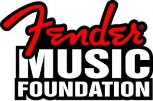Drum Channel Live Music Event To Support the Fender Music Foundation