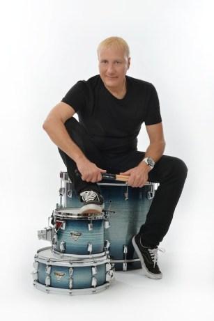 Gregg Bissonette Joins Dixon Drums