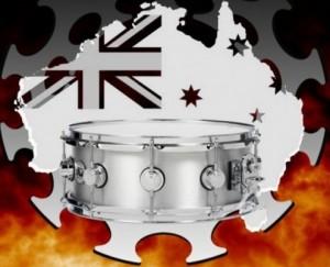 Thomas Lang Australian Drumming Boot Camp
