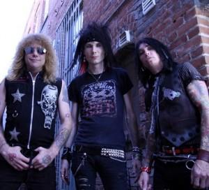 Former Guns N' Roses drummer Steven Adler Announces New Band