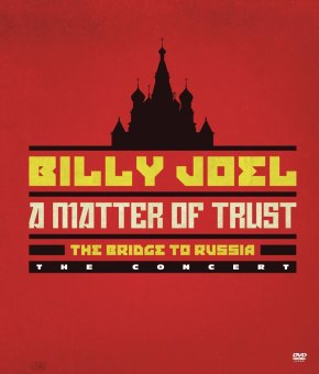 Billy Joel A Matter of Trust: The Bridge to Russia Review
