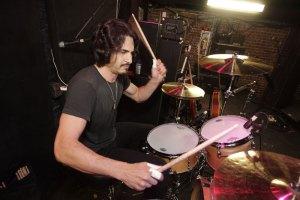Drummer Brad Wilk