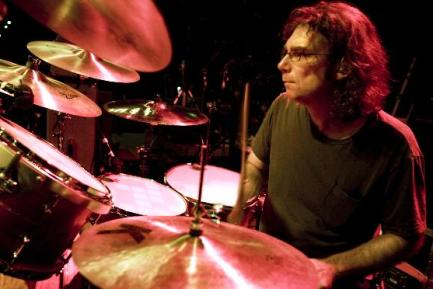 Drummer Chad Cromwell