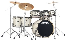TAMA modern B/B EFX Hyper-Drive kit white
