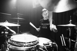 Paul Koehler of Silverstein Drummer Blog