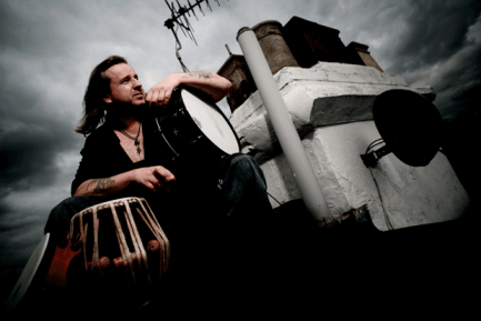 """Pete Lockett Fall 2014 """"Drums Around the World"""" Solo Tour"""