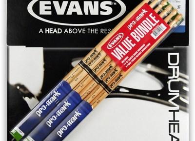 Promark-Evans Modern Drummer