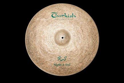 Turkish Rhythm and Soul Series Cymbal