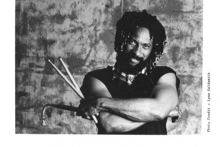 Fusion Drummer Ronald Shannon Jackson