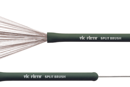 Showroom: Vic Firth Split Brush Retractable Wire Brush