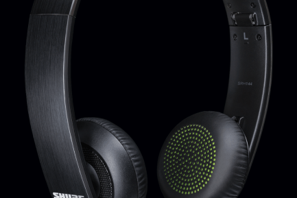 Shure SRH144 Headphones