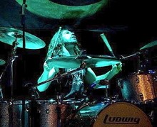 Drummer Scott Reeder of Fu Manchu