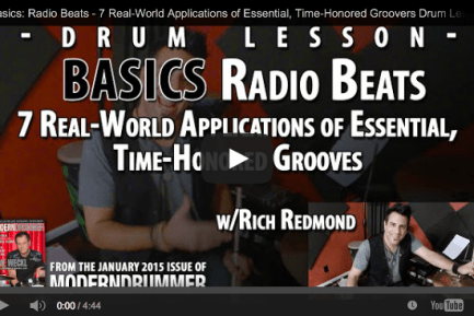Basics: Radio Beats (From the January 2015 Issue)