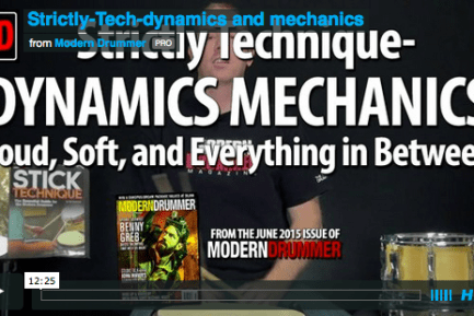 VIDEO LESSON! Dynamics Mechanics: Loud, Soft, and Everything in Between