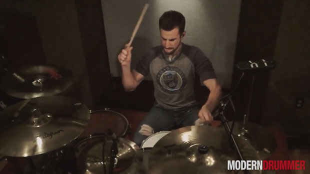 Drummer Blog: August Burns Red's Matt Greiner Shares Studio Sneak Peak of Upcoming Album, <em>Found in Far Away Places</em>