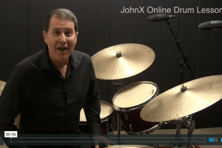 VIDEO LESSON! Elvin Jones–Style Triplet Fills, Part 3