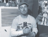 Drummer Sean O'Shea of Orgone