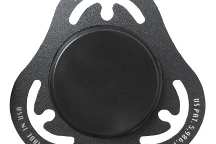 Slug Percussion Batter Badge Triad Pad HD