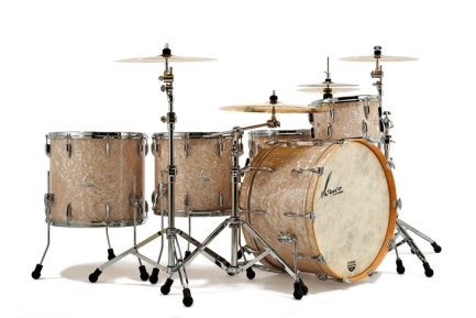 Showroom: Sonor Celebrates 140th Anniversary With Vintage Series Drums