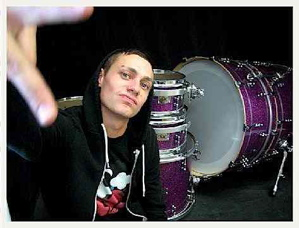 Drummer/Tech Spencer Peterson