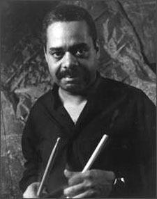 Famed Afro-Caribbean Drummer Steve Berrios