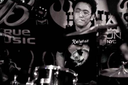 Drummer Sunny Leejean of Activator and the Meaning of Life