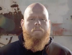 "Drummer Tim ""Yogi"" Watts of Demon Hunter"