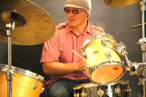 drummer Todd Anders Johnson