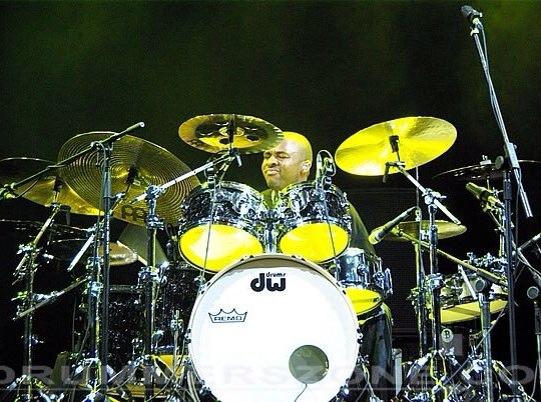 Drummer Trevor Lawrence Jr