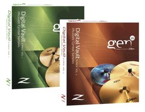 Zildjian Gen16 Digital Vault Modern Drummer