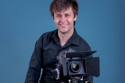 Aaron Legg of the Documentary Film Chops